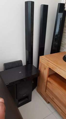 Samsung 3d blue ray home theatre