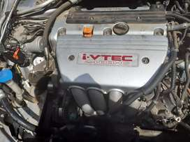 Engine R7500 gearbox automatic R5000
