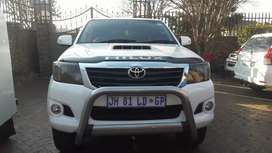 Toyota Hilux 3.0D4D 4x2 Legend45 Automatic For Sale