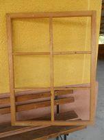 Віконні рами (застіклені)