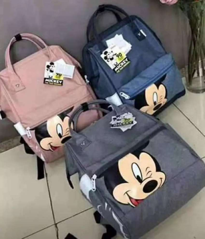 Mickey mouse back packs for sale 0
