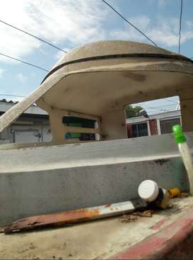I am selling my boat with trailer good project