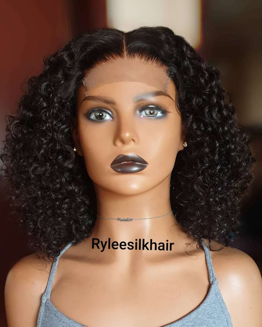 Unprocessed good quality hair and wigs