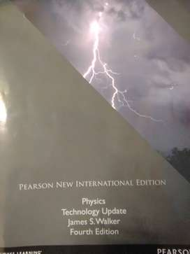 Physics Technology Update, James S. Walker, 4th edition.