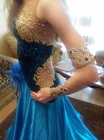 Продам бальное платье стандарт