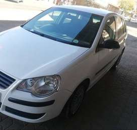 2007 Vw Polo 1.6ltr with low mileage and full service history for sale
