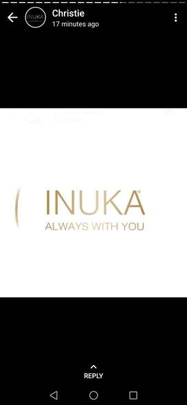 Inuka fragrances and beauty products
