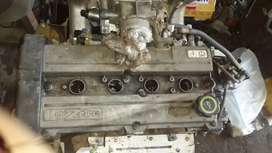 Engine zetec 16v