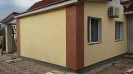 Короед Барашек покраска Утепление фасадов домов стен пенопластом