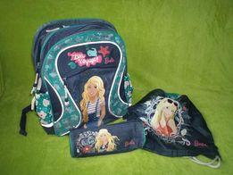 Barbie zestaw szkolny