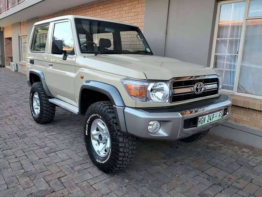 Swb land cruiser 0