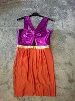 Nowa sukienka CUT OUT, LoveLabel, tulipan