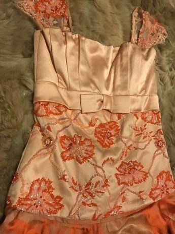 Продам нарядный комплект корсет и 2 юбки. Ручная вышивка! 34-36 размер Одесса - изображение 6