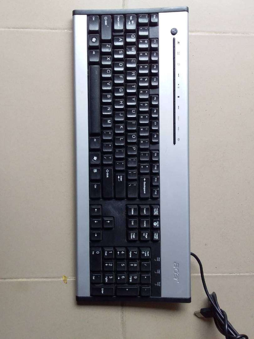 Multimedia Keyboard 0