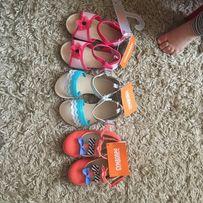 Босоножки для девочки, туфельки.США размер , 5,6 Gymboree