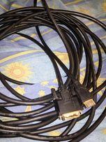 кабель DVI-HDMI
