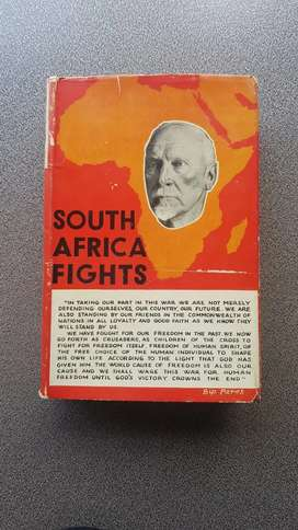 South Africa Fights /J. S. M Simpson (first edition 1941)