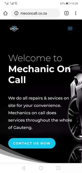 Mechanic on call