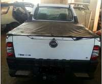 Image of Fiat Strader bakkie 1.7 Stripping for parts