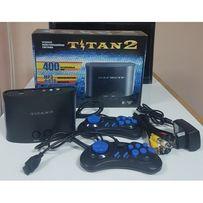 Игровая приставка Титан 2 400 игр Titan 2 Sega Mega Сега Денди Dendy