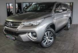 2018 Toyota Fortuner 2.8GD-6 Auto
