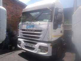 IVECO STRALIS 480 Stripping For Spares