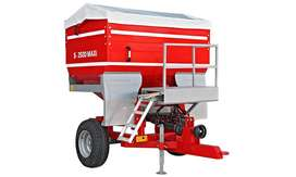 landbou landwyd  Fertilizer Spreader  Double Disc (Trailed)