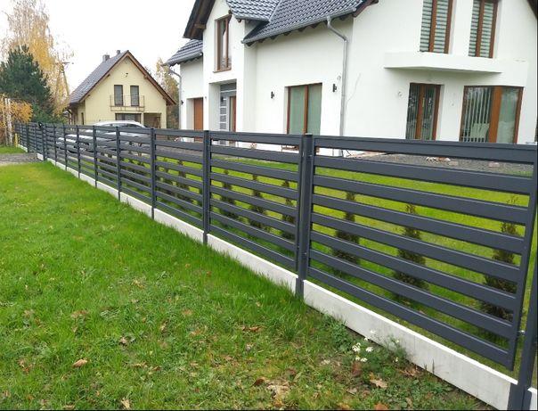 Ogrodzenia nowoczesne brama płoty palisadowe ogrodzenie Częstochowa - image 2