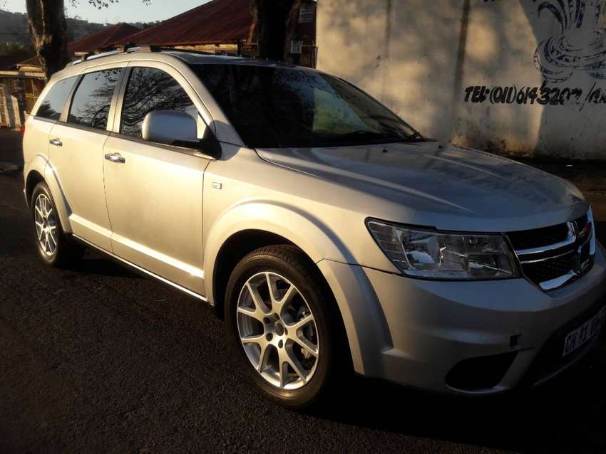 2014 Model Dodge Journey 3.6 R/T Automatic 0