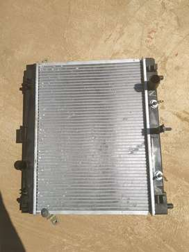 Radiator for automatic Toyota  Yaris
