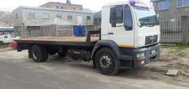 8 Ton Man Truck Rollback For Sale