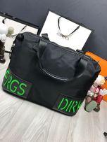 Мужская дорожная сумка для багажа Биккембергс Bikkembergs 526