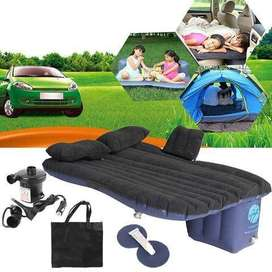 Inflatable Travel Holiday Camping Car Seat Sleep Rest Spare Mattress A