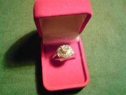 кольцо серьги золото бриллианты изумруд сапфир ссср качество