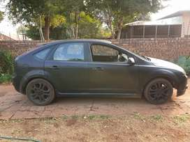Ford focus 2007 only neg after viewing