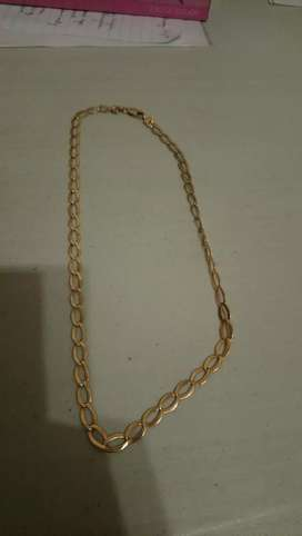 9 CT Gold chain necklace