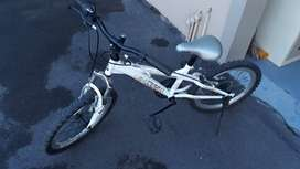 "Raleigh 20"" Tracer X bike for sale"