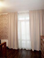 Пошив комплекта штор 900 грн (шторы+тюль)