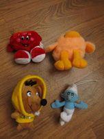 Маленькие мягкие игрушки. Цена за всё 50 руб