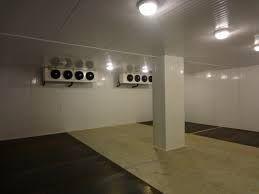 склады холодильные/морозильные склады и камеры
