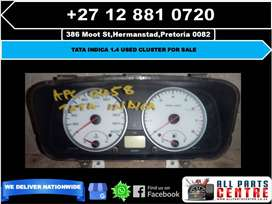 Tata indica 1.4 used cluster for sale