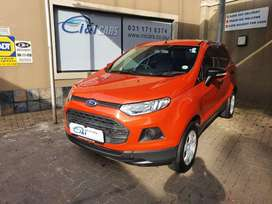 Reliable & Cheap Ford Ecosport 1.5L