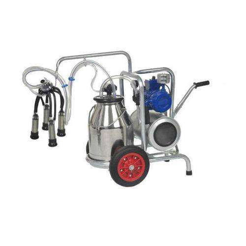 Portable Mobile Milking Machine 0