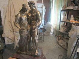 Скульптура на заказ. Памятники скульптурные.