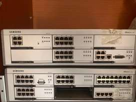 The Samsung Officeserv 7200 IP PABX x 1