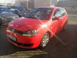 Automatic VW Polo 1.4 vivo