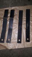Noże mulczer strom/bednar MO2500/MC2500