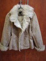 Kożuch kurtka foxhole r L 12 ładny