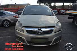 Opel Zafira 1.6 16V - Now Stripping For Spares - Motor City Auto Spare