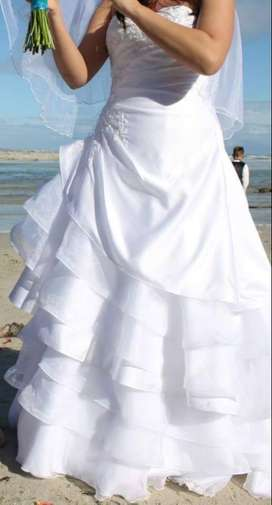 Bride and Co Wedding Dress for sale
